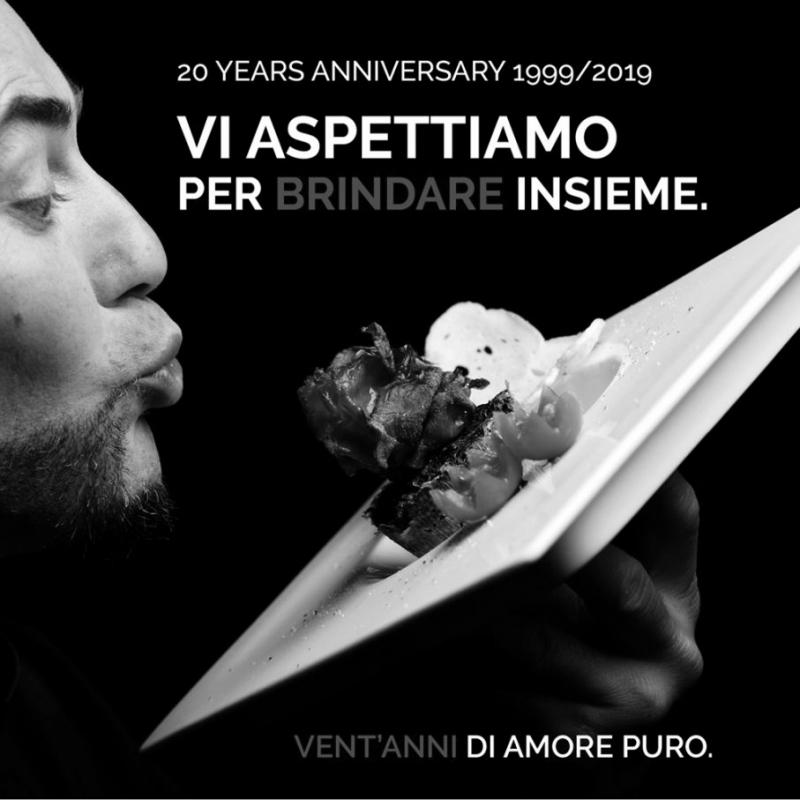 Vent'anni di amore puro - Domenica 3 marzo 2019